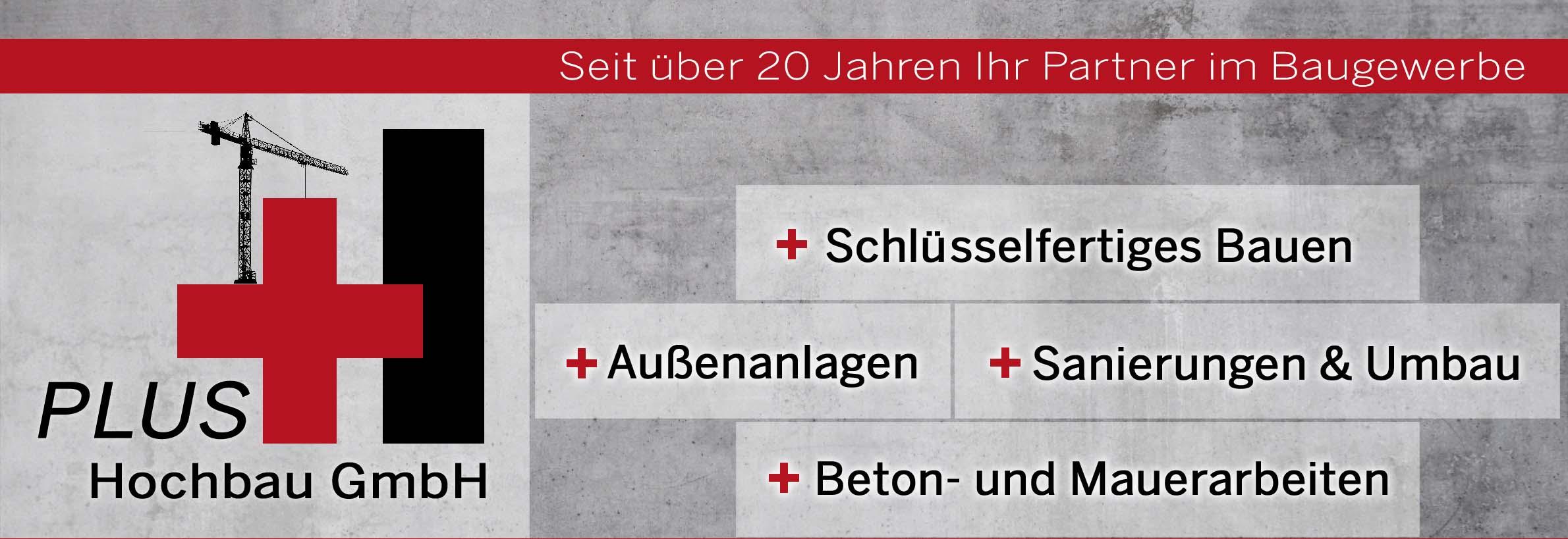 Plus Hochbau GmbH